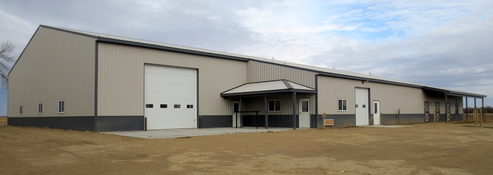 Agriculture Shops Amp Storage Reaves Building Systems