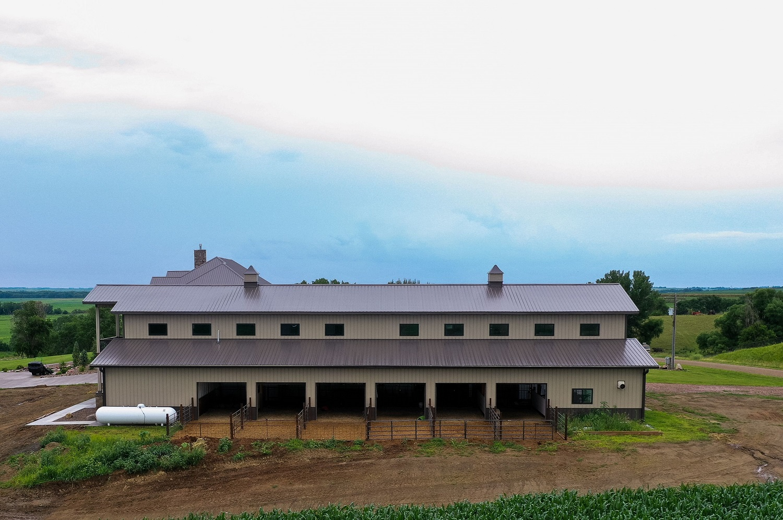Reaves Barndominium Confinement 1