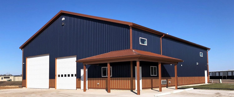 Reaves Storage Building