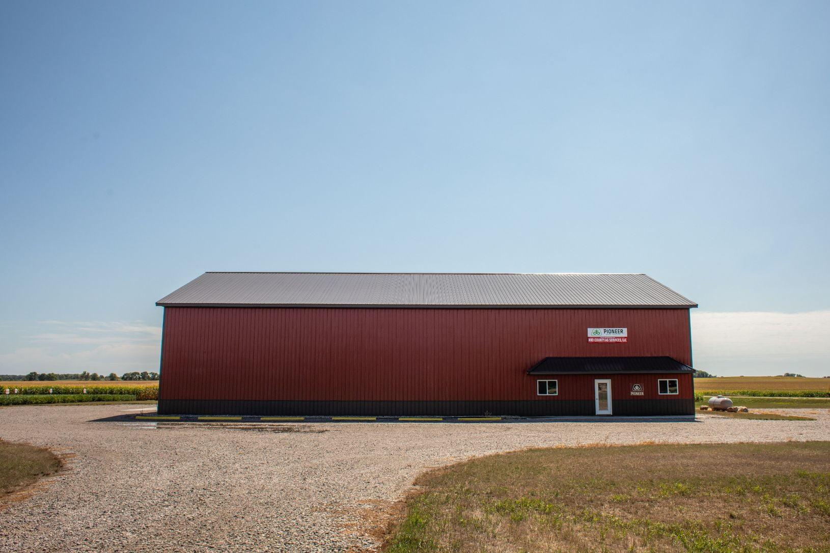 Shops & Storage Building 3