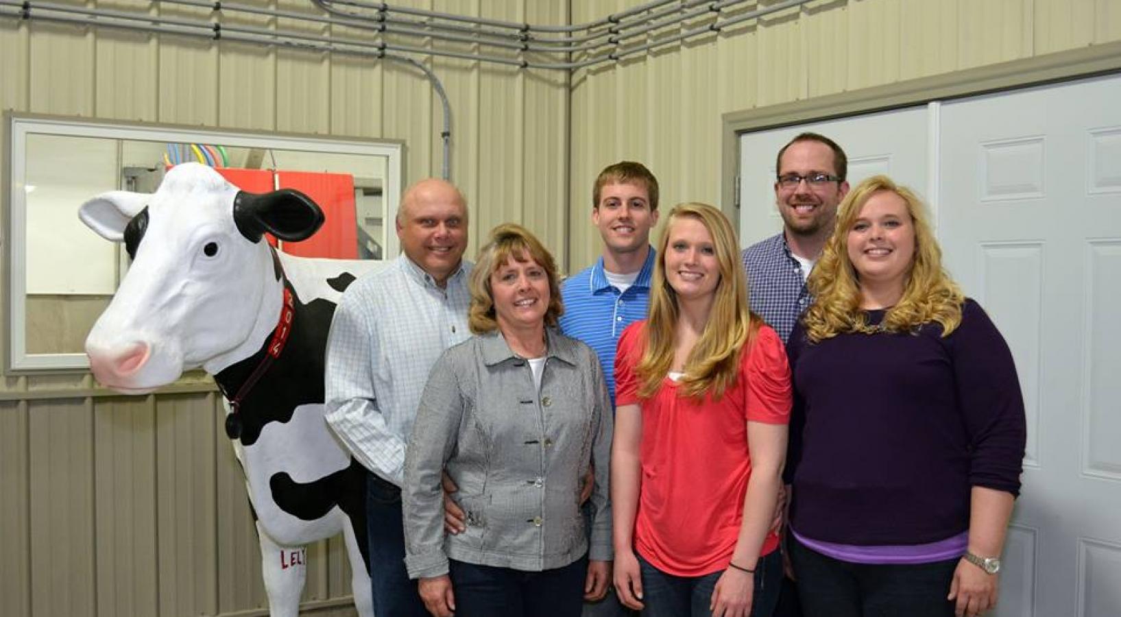 Cotton Ridge Dairy: South Dakota'sFirst Robotics Barn